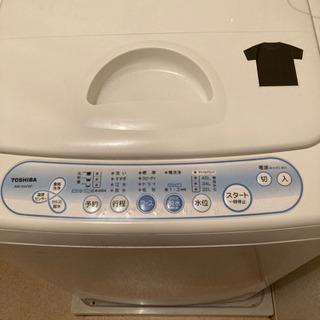 洗濯機(決まりました)の画像