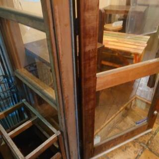 お店のドアの建て付けの修理