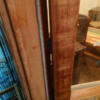 お店のドアの建て付けの修理 − 東京都