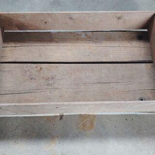 古い木箱 大