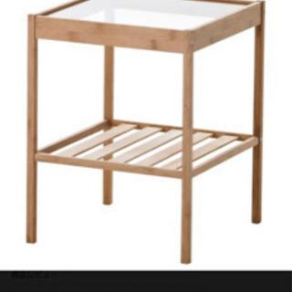ネスナ サイドテーブル IKEA