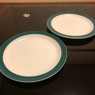 プレート 大皿2枚