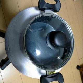 土鍋と両手鍋セットで差し上げます − 東京都