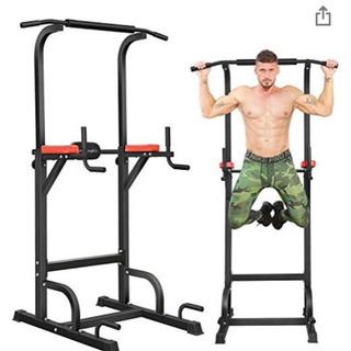 ぶら下がり健康器・腹筋ローラーセット 懸垂器 筋トレ 腕立…