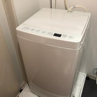 洗濯機 美品(取りに来れる方限定)