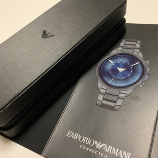 EMPORIO ARMANI CONNECTED スマート…