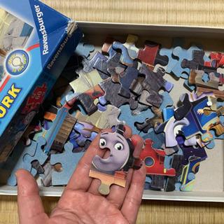 トーマスの60ピースパズル