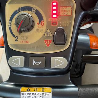 スズキセニアカー/電動カート ET-4A − 福井県