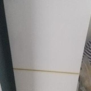 一人暮らし用冷蔵庫(無印良品)