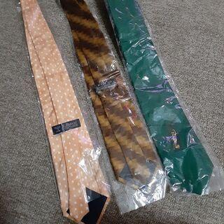 新品☺タグ付き ネクタイ各種