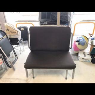 折り畳みベッド❗️リクライニング、キャスター付き✨畳んでソファーとしても使えます✨ブラウン − 愛知県