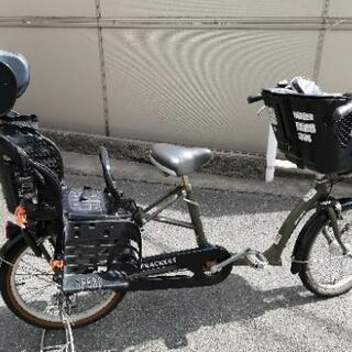 子供乗せ自転車(前後) 非電動