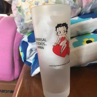 ユニバのコップ♥ベティちゃん