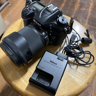 Nikon D7200 +レンズ SIGMA 18-300…