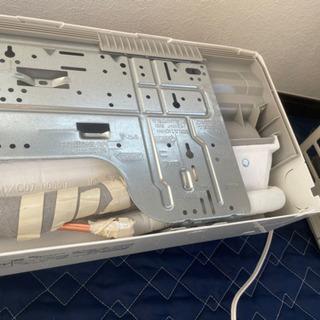 パナソニック CS-F221D-W 使用期間1日 取り付け込み 見積もり無料 − 東京都