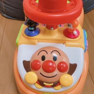 マンパンマンよくばりビジーカー お売りします!