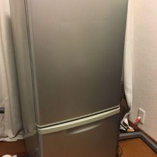中古冷蔵庫、2000円京橋駅近く - 大阪市