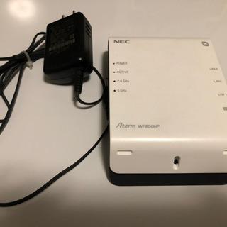 Wi-Fi NEC Aterm WF800HP