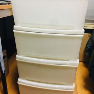 収納ケース 押入れサイズ 4段式