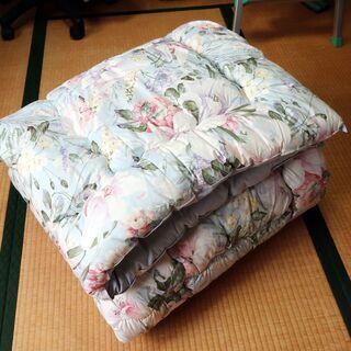 羊毛 布団 シングルサイズ 150cm x 210cm