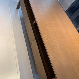机 ローテーブル ニトリ 収納