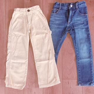 グローバルワーク、無印 110 子供ズボン
