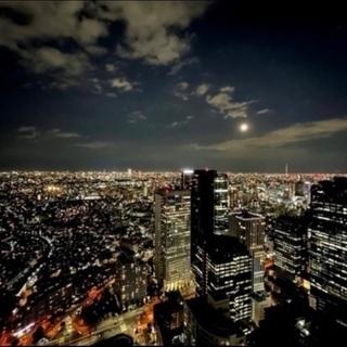 4月18日❤️眺望抜群、タワマン最上階、新宿タコパ🐙  今…