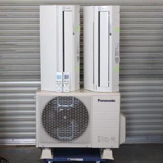 T766)Panasonic パナソニック マルチルームエアコン...