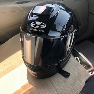 カブトヘルメット!