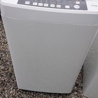 【ネット決済】2017 Hisense★全自動洗濯機5.5kg・...