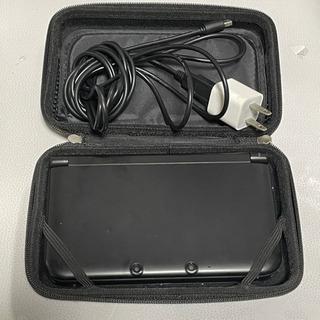 格安 3DS ll 3点セット ブラック 黒