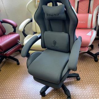 新品ゲーミングチェア  椅子 現地確認可能