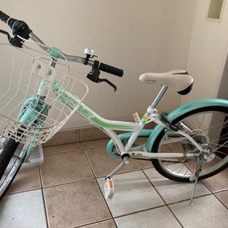 22インチ 女の子 自転車