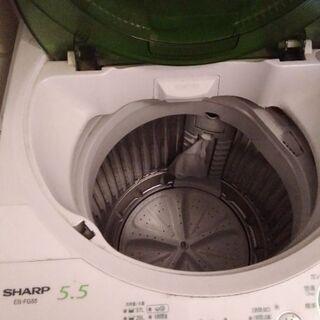 【無料】イオンコート全自動洗濯機