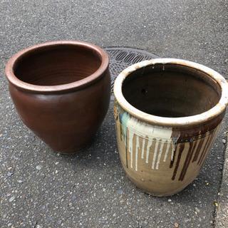 昭和時代の壺