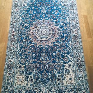 【ネット決済・配送可】定価約30万 ペルシャ絨毯 クリーニング済み