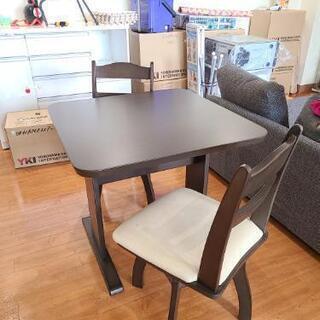 【ネット決済】ニトリ ダイニングテーブルセット