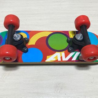 美品 子供用スケートボード スケボー