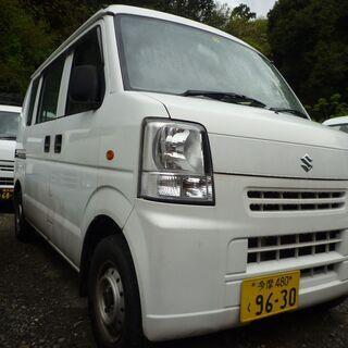 (ID3150)軽バン専門店在庫50台 24万円 スズキ エブリ...