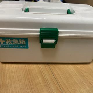 救急箱(くすり箱)、無料