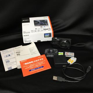 引取り SONY ソニー サイバーショット DSC-WX220 ...