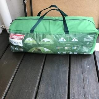 コールマン8人用テント