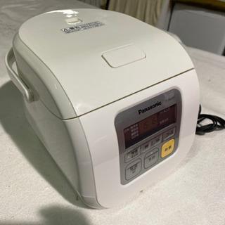 パナソニック電子ジャー炊飯器SR-ML051 3合炊き