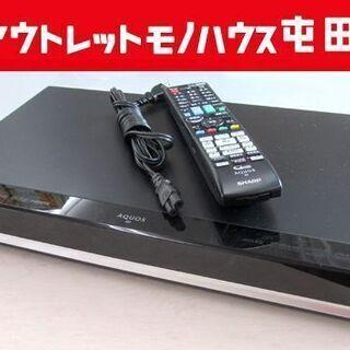 SHARP ブルーレイレコーダー 2015年製 500GB BD...