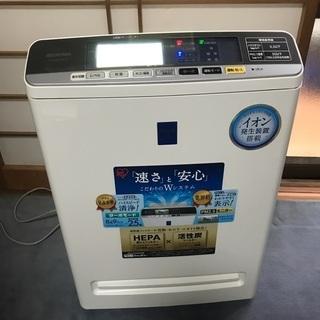【説明書ありました】アイリスオーヤマ 空気清浄器