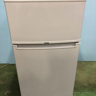 Haier ハイアール 2ドア冷蔵庫 85L JR-N85B 2...