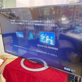 SONY 14年式 KDL-55W802A ソニー 3D対応 5...