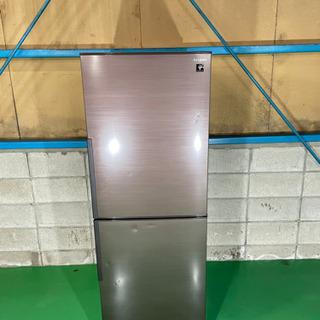 美品✨/SJ-PD28E-T/SHARP/シャープ/冷蔵庫…