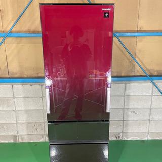 美品✨/SJ-GT42D-R/SHARP/シャープ/冷蔵庫…