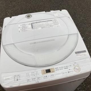 【RKGSE-522】特価!シャープ/SHARP/6kg/全自動...